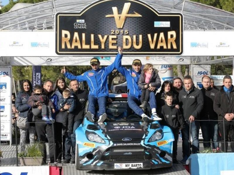 The rally of the Var of Sainte - Maxime